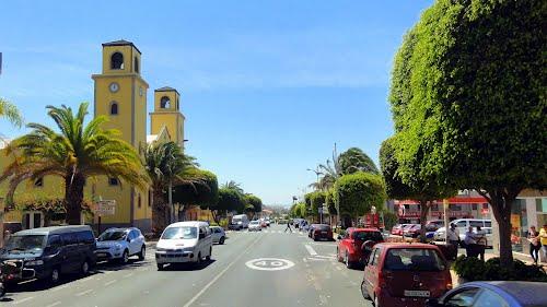 Ayuntamiento de Aguimes imagen de fachada