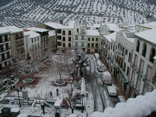 Ayuntamiento de Algarinejo imagen de fachada
