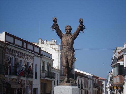 Ayuntamiento de Alosno imagen de fachada