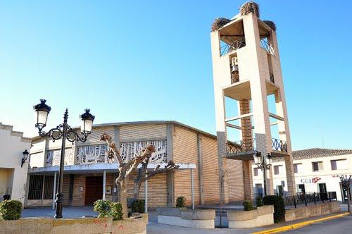 Ayuntamiento de Cabanillas imagen de fachada