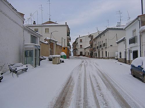 Ayuntamiento de Campillo De Altobuey imagen de fachada