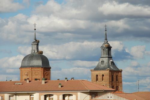 Ayuntamiento de Carbonero El Mayor imagen de fachada