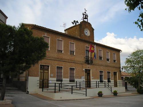 Ayuntamiento de Carriches imagen de fachada