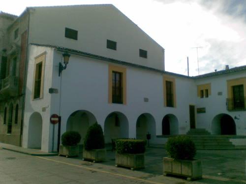Ayuntamiento de Casar De Caceres imagen de fachada