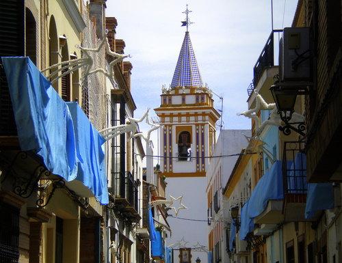 Ayuntamiento de Coria Del Rio imagen de fachada