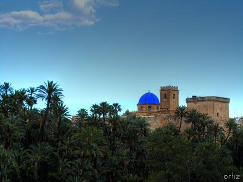 Ayuntamiento de Elche imagen de fachada