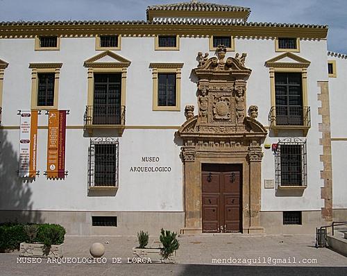 Ayuntamiento de Lorca imagen de fachada