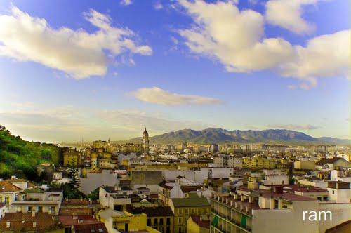 Ayuntamiento de Malaga imagen de fachada