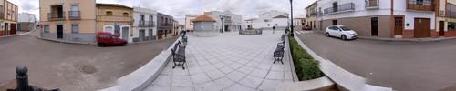 Ayuntamiento de Merida imagen de fachada