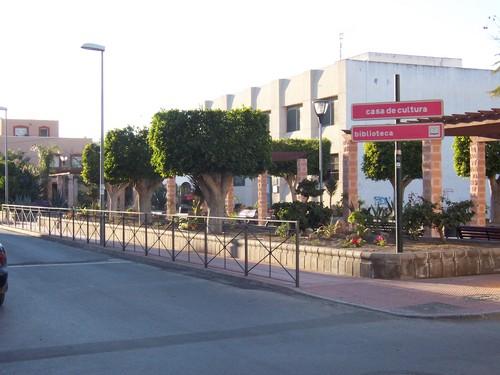 Ayuntamiento de Pechina imagen de fachada