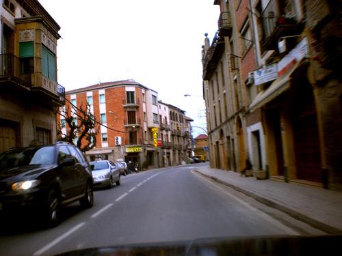 Ayuntamiento de Ponts imagen de fachada