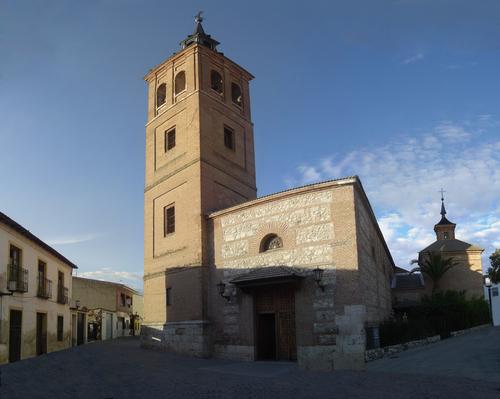 Ayuntamiento de San Martin De La Vega imagen de fachada