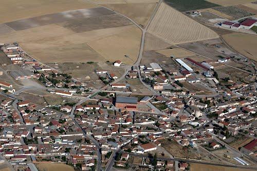 Ayuntamiento de Santiuste De San Juan Bautista imagen de fachada