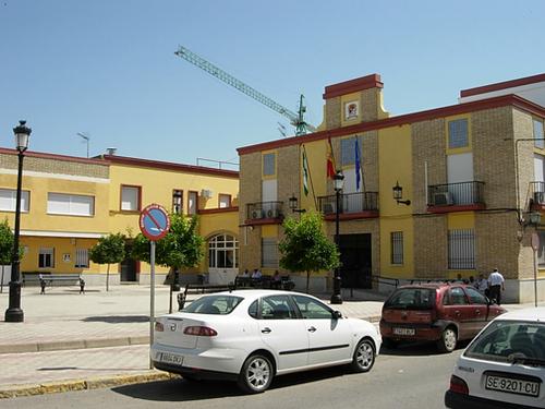 Ayuntamiento de Tocina imagen de fachada