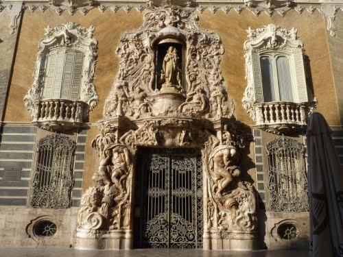 Ayuntamiento de Valencia imagen de fachada