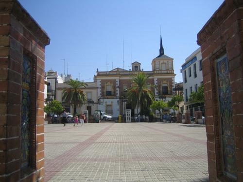 Ayuntamiento de Valverde Del Camino imagen de fachada