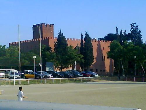Ayuntamiento de Viladecans imagen de fachada