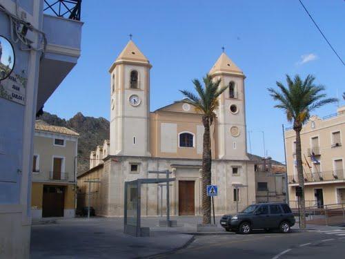Ayuntamiento de Villanueva Del Rio Segura imagen de fachada