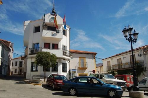 Ayuntamiento de Villarta De Los Montes imagen de fachada