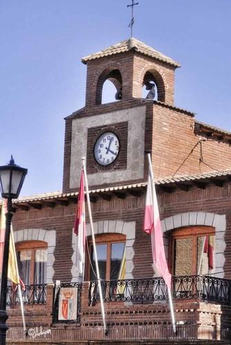 Ayuntamiento de Villasequilla imagen de fachada