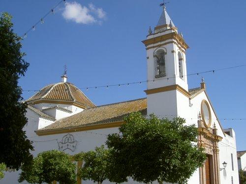 Ayuntamiento de Villaverde Del Rio imagen de fachada