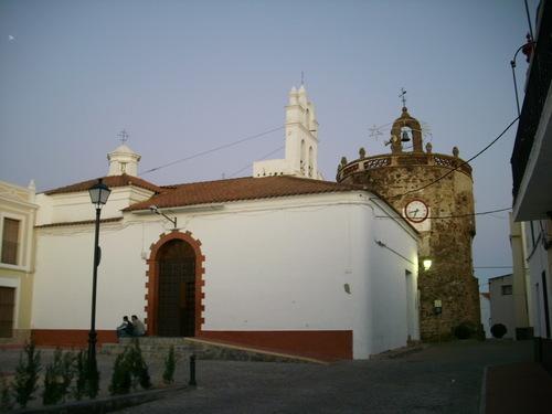 Ayuntamiento de Zahinos imagen de fachada